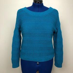 Ann Taylor LOFT Cable Knit Sweater